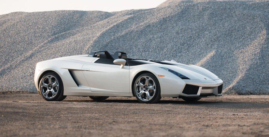 Deze mysterieuze Lamborghini is niet geschikt voor de herfst