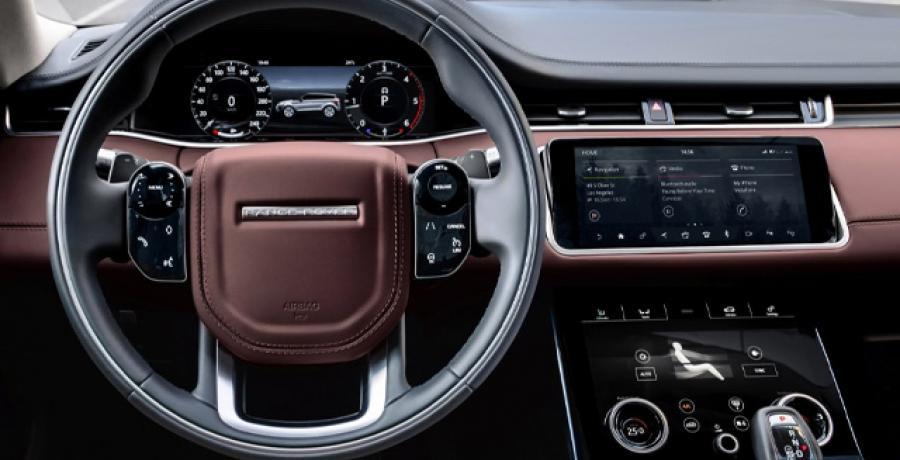 Land Rover Range Rover Evoque prijzen en specificaties