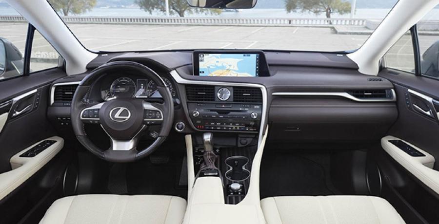 Lexus RX-serie prijzen en specificaties