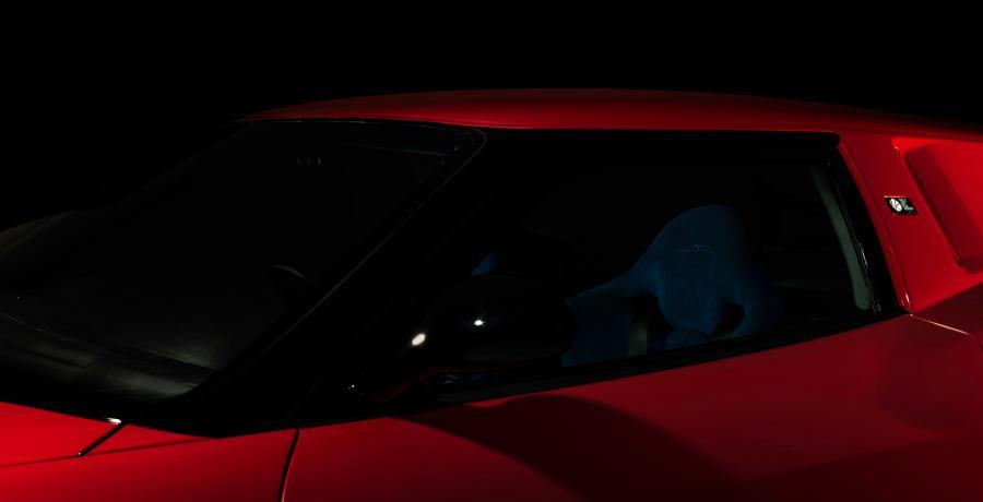 Ferrari Breadvan Hommage - Nederlander ontwerpt 'bestelbus-Ferrari'