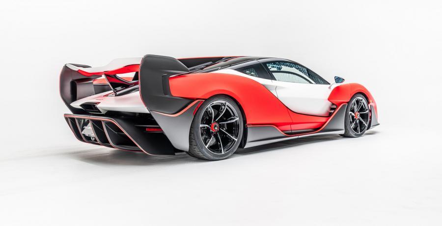 De nieuwe McLaren Sabre is in Europa verboden