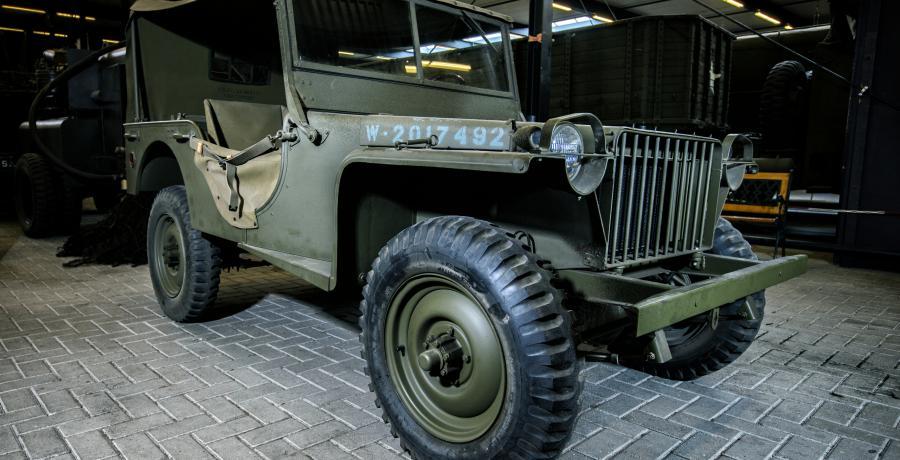 75 jaar bevrijding: De helden op vier wielen