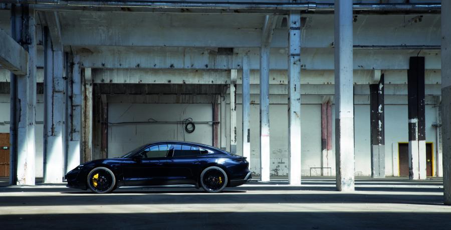 Eerste review: Porsche Taycan Turbo S