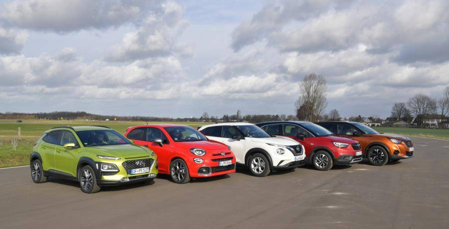 Peugeot 2008, Opel Crossland X of Nissan Juke: wat is de beste gezinsauto?