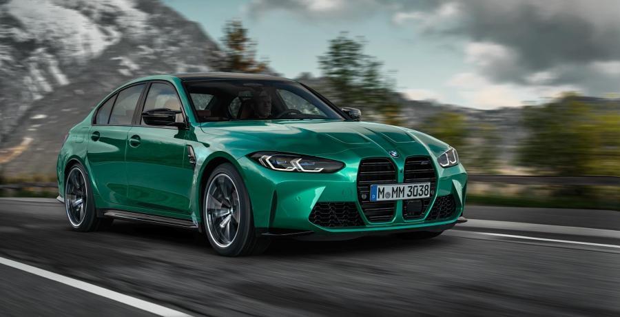 De BMW M3 en M4: de nieuwste sterren van BMW