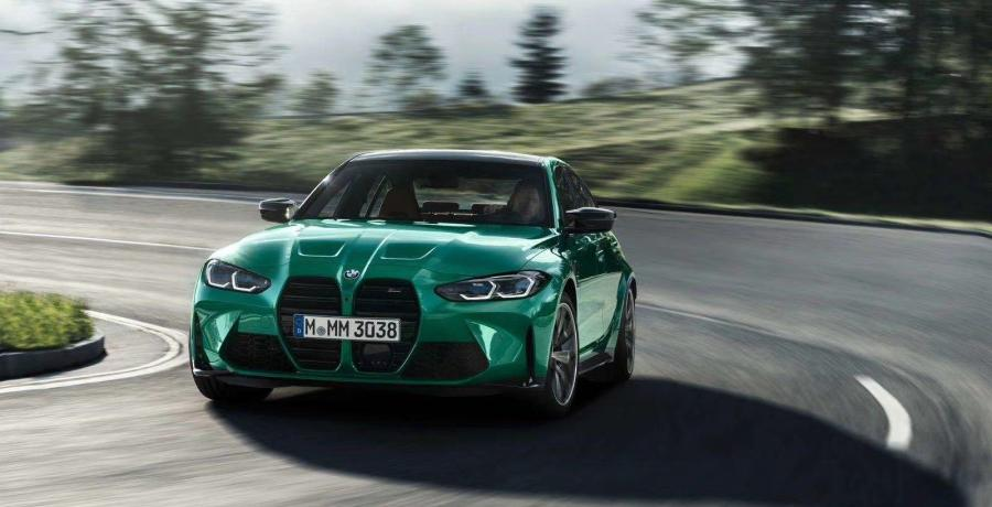 Gelekt! Dit zijn de nieuwe BMW M3 en BMW M4