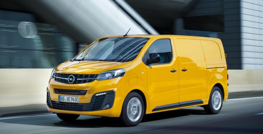 Elektrische Opel Vivaro-e komt maximaal 330 kilometer ver