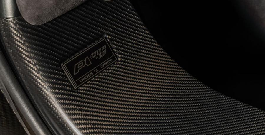 McLaren P1 GTR-18 is ode aan McLaren F1 in Gulf-kleuren