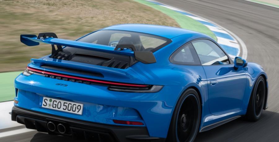 Gruweltest! Nieuwe Porsche 911 GT3 reed 17 uur lang met 300 km/h