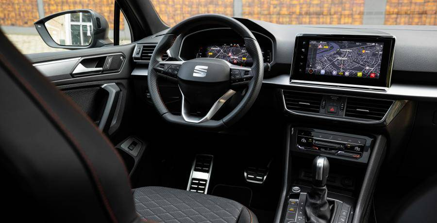 Eerste review: Seat Tarraco 2.0 TSI 4Drive FR