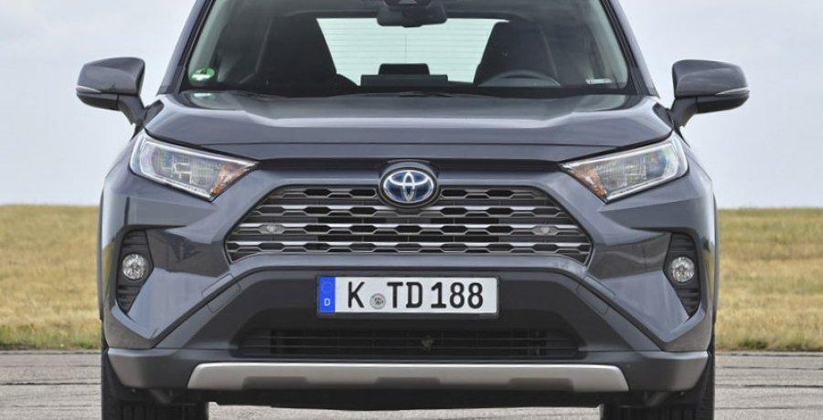 Mega SUV-test: zo ver kom je met de Toyota RAV4 op één volle tank