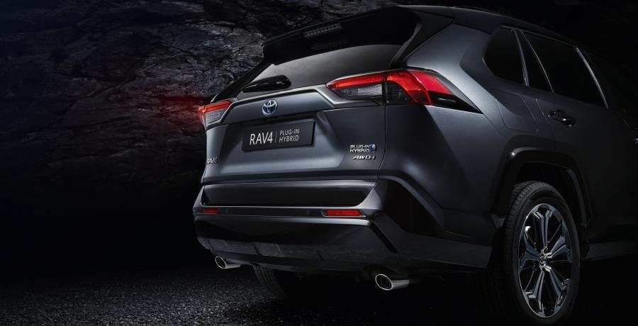 Toyota RAV4 plug-in hybrid: sterkste RAV4 aller tijden
