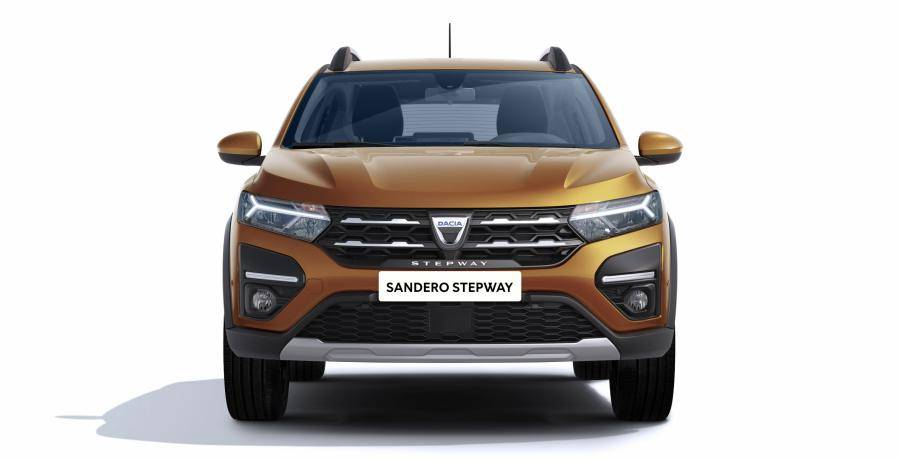 Veel luxe vind je niet in de nieuwe Dacia Sandero ... en dat is prima