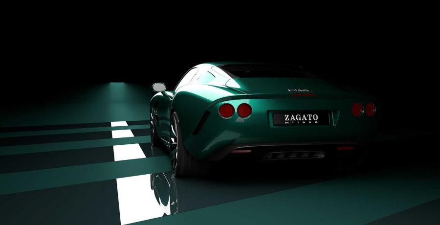 Zagato IsoRivolta GTZ: Mooi groen is niet lelijk