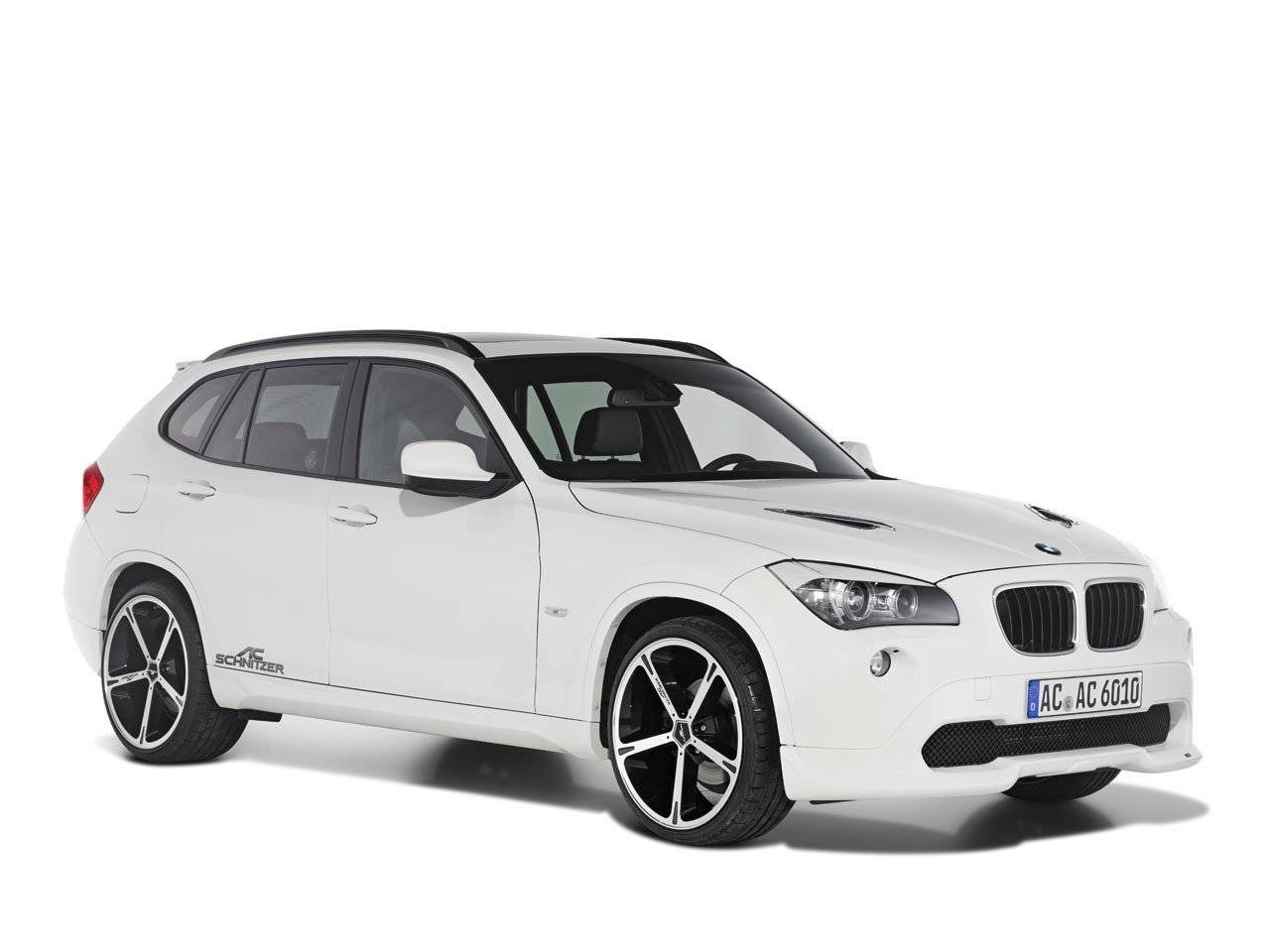 bmw x1 by ac schnitzer tuning styling. Black Bedroom Furniture Sets. Home Design Ideas