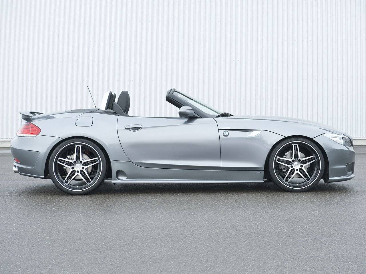 Overdaad Schaadt Hamann Z4 Roadster Tuning Amp Styling