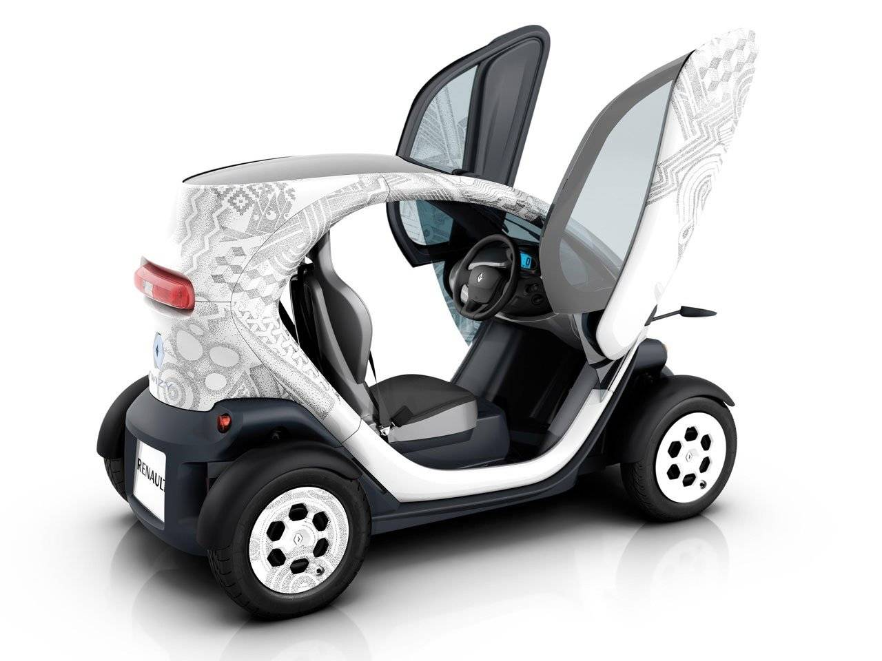 renault twizy heeft prijsniveau van een scooter. Black Bedroom Furniture Sets. Home Design Ideas