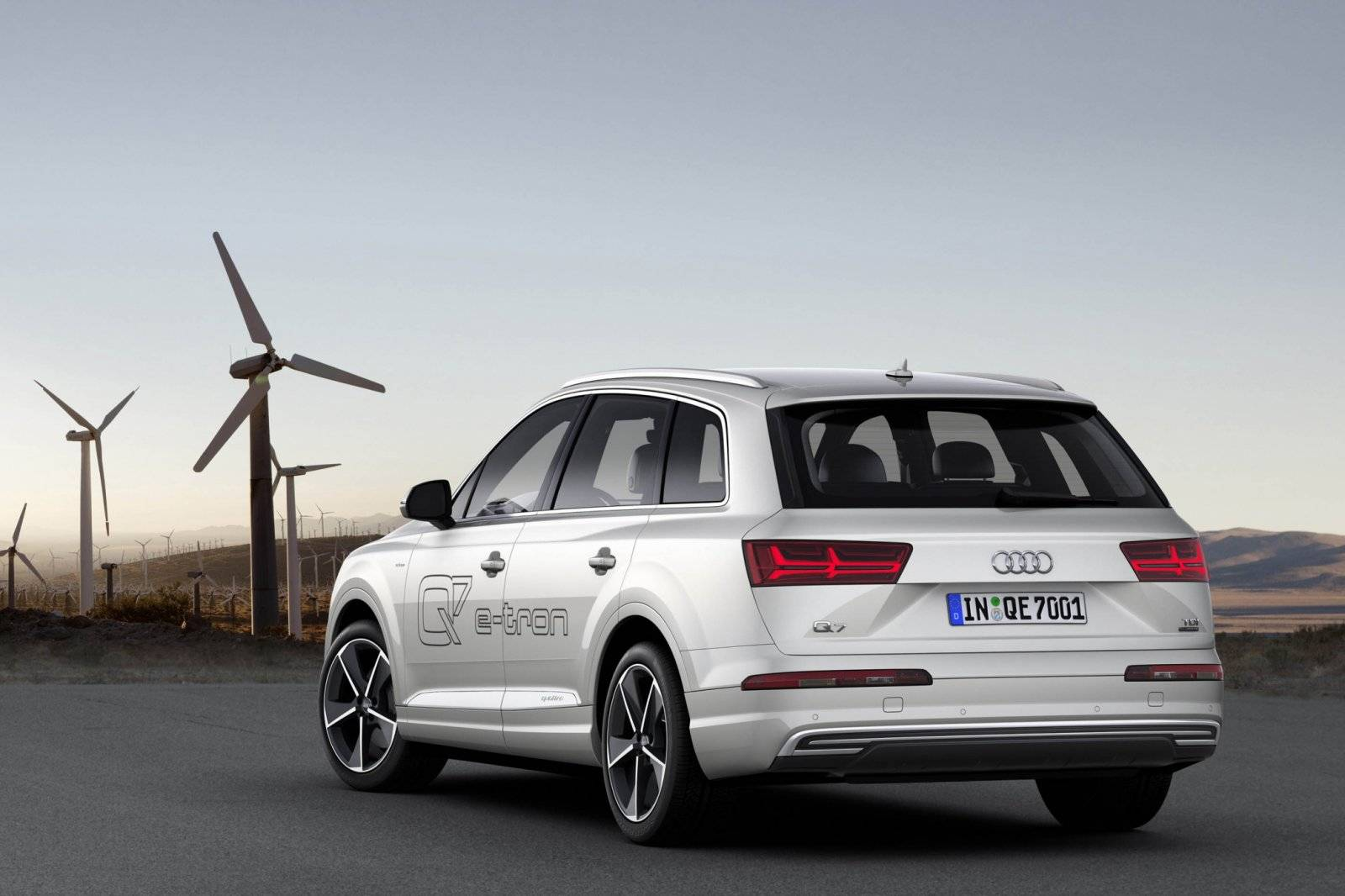 de audi q7 e tron diesel hybride met 15 bijtelling autonieuws. Black Bedroom Furniture Sets. Home Design Ideas