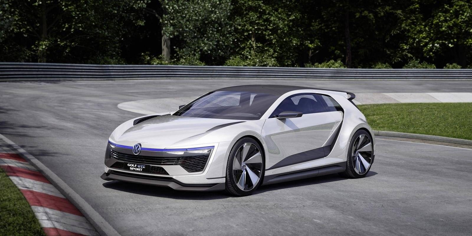 volkswagen golf gte sport concept 400 hybride pk 39 s autonieuws. Black Bedroom Furniture Sets. Home Design Ideas