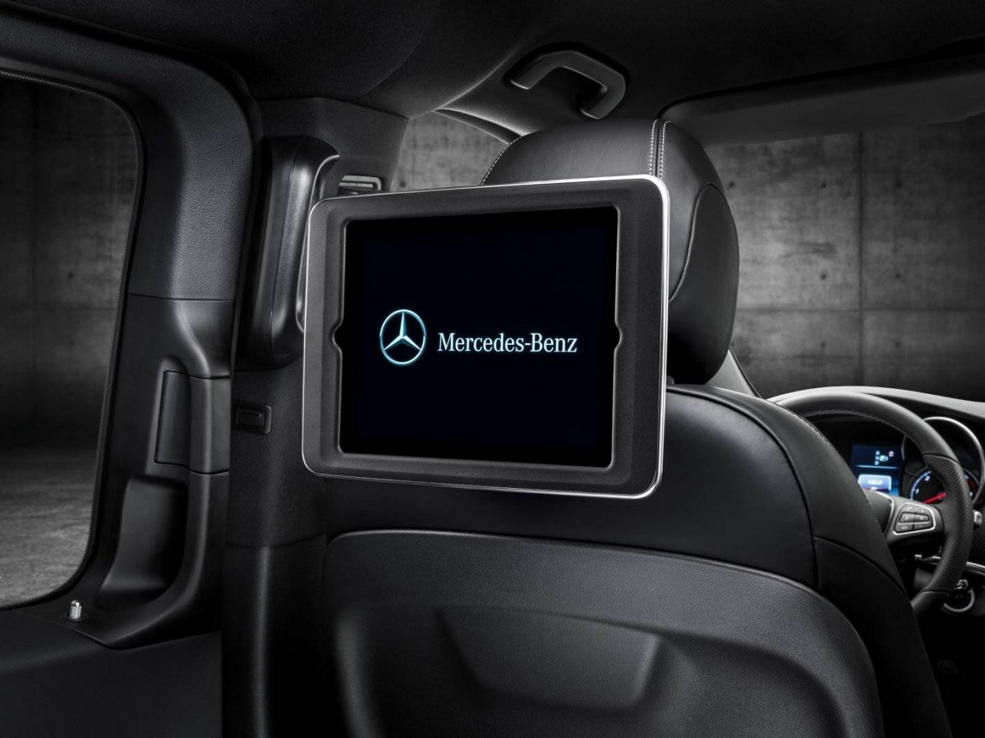 mercedes benz v klasse gaat op de sportieve toer autonieuws. Black Bedroom Furniture Sets. Home Design Ideas