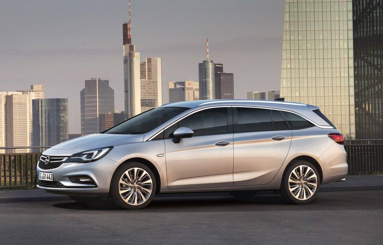 Image result for opel astra station