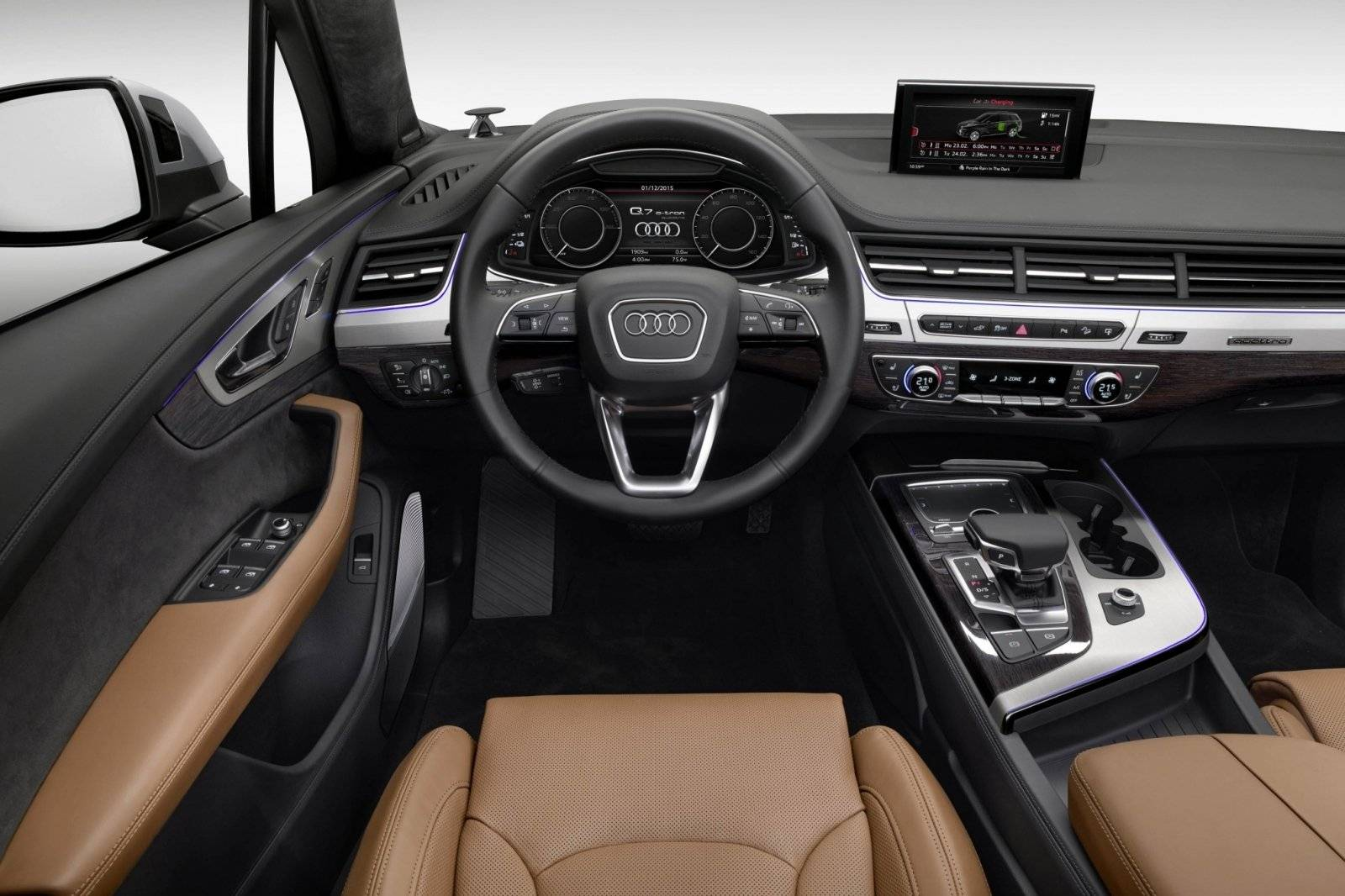 audi q7 e tron tdi 15 te bestellen autonieuws. Black Bedroom Furniture Sets. Home Design Ideas