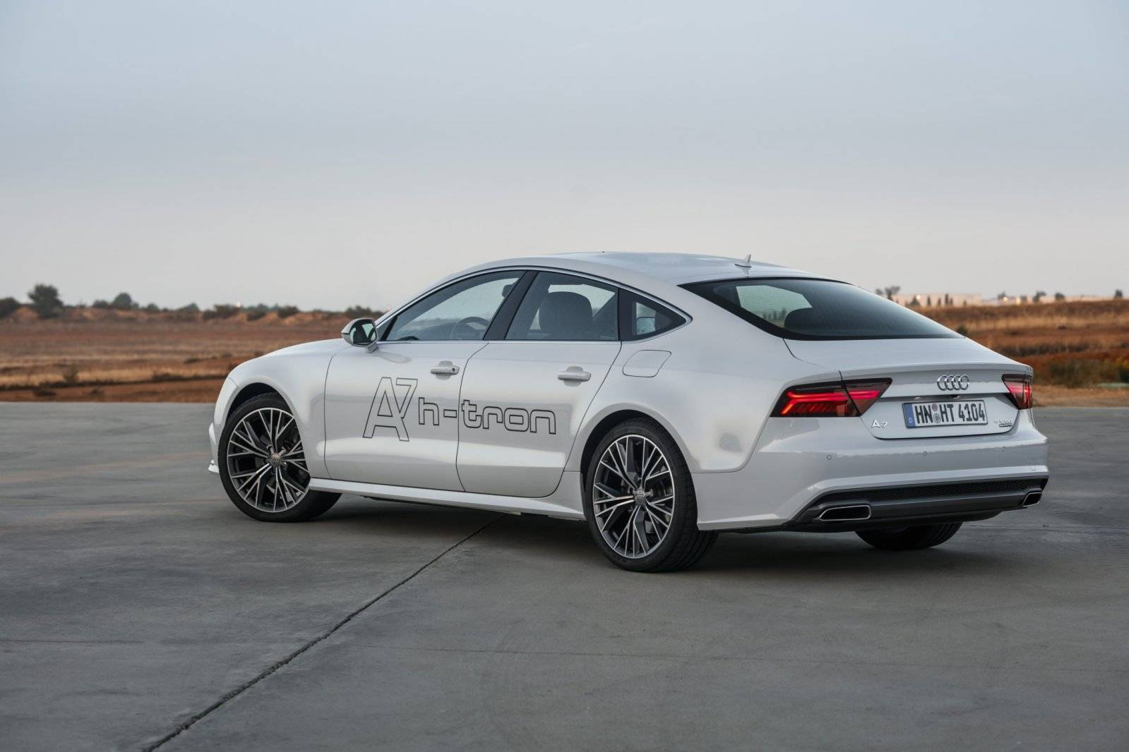 Audi A7 Lease >> Test: Gereden | Audi A7 h-tron quattro (op waterstof ...