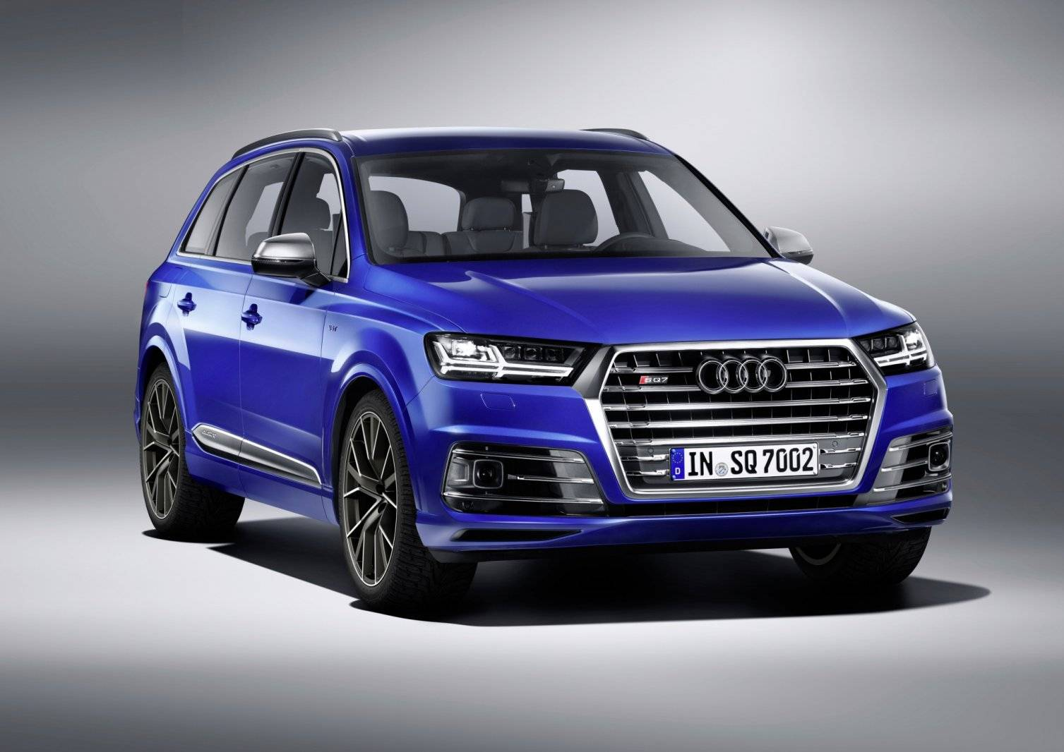 Audi sq7 tdi 435 pk en elektrische supercharger for For sale on line