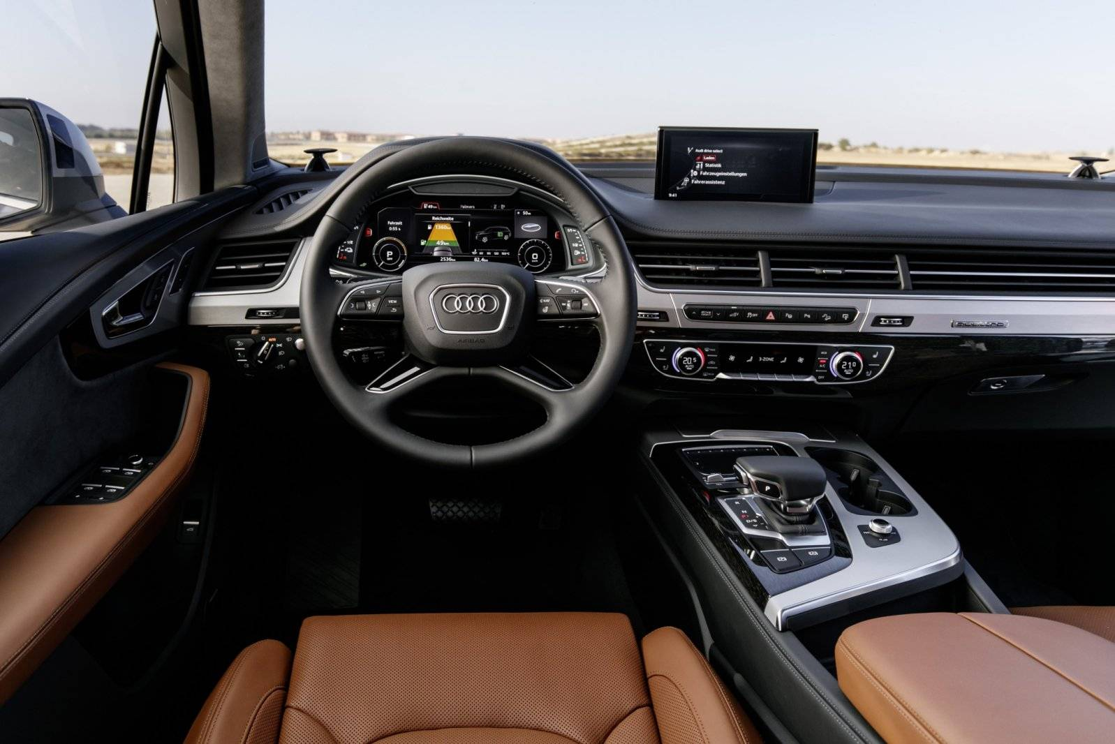 test autotest audi q7 tdi e tron quattro autotests. Black Bedroom Furniture Sets. Home Design Ideas