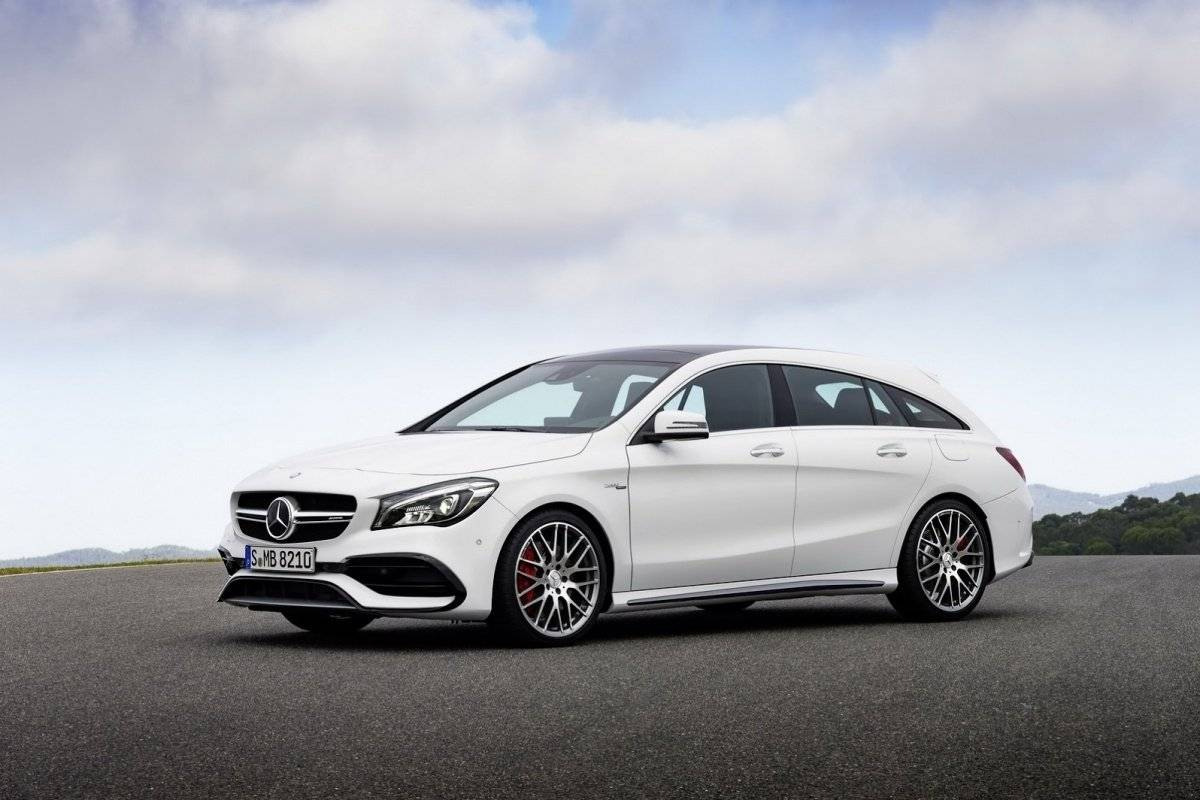 mercedes cla en cla shooting brake gefacelift. Black Bedroom Furniture Sets. Home Design Ideas