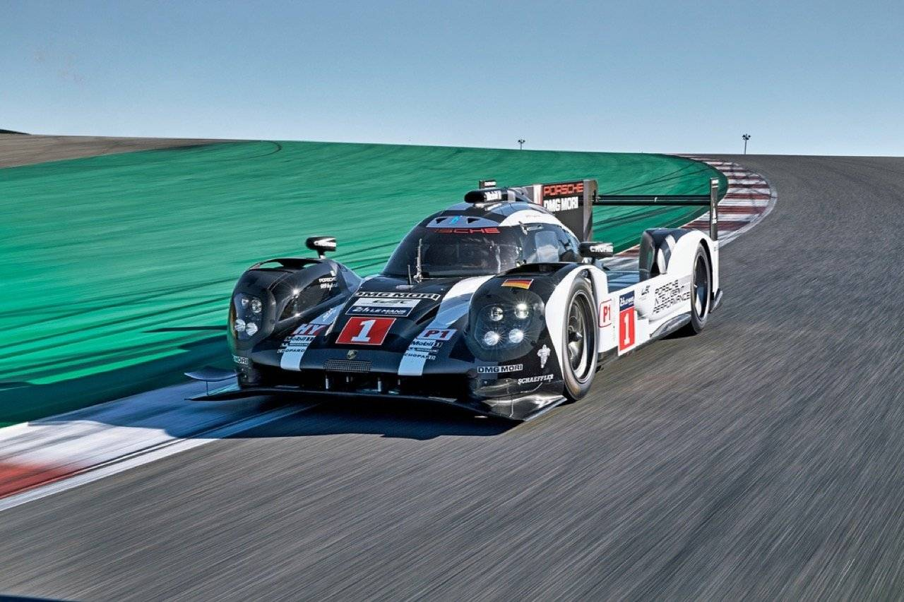 porsche toont verbeterde 919 hybrid autonieuws. Black Bedroom Furniture Sets. Home Design Ideas