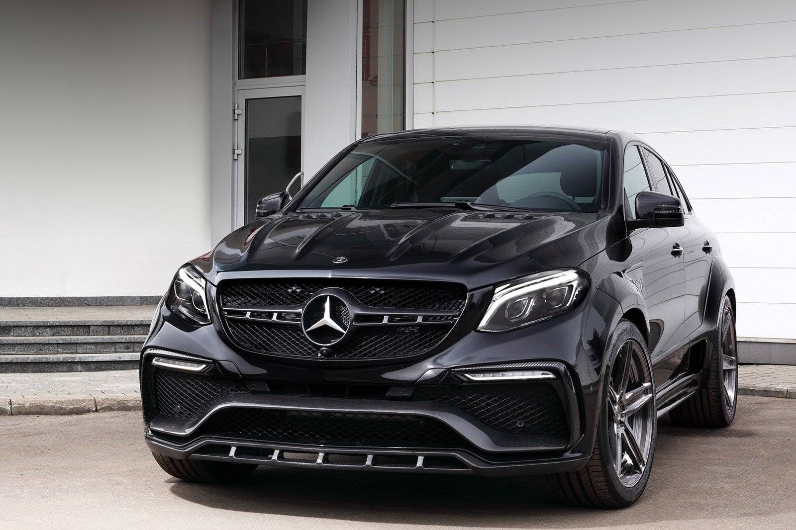 topcar vertimmert mercedes gle coup tuning styling. Black Bedroom Furniture Sets. Home Design Ideas