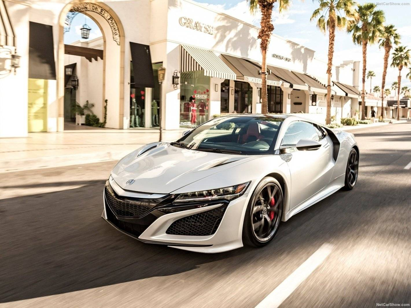 Acura nsx release date