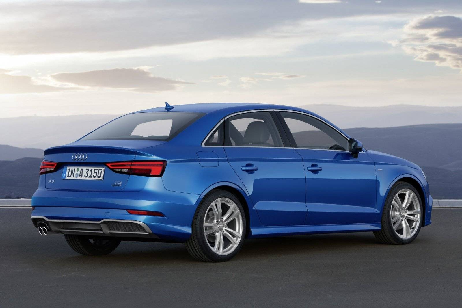 Audi s3 hatchback 2016 facelift