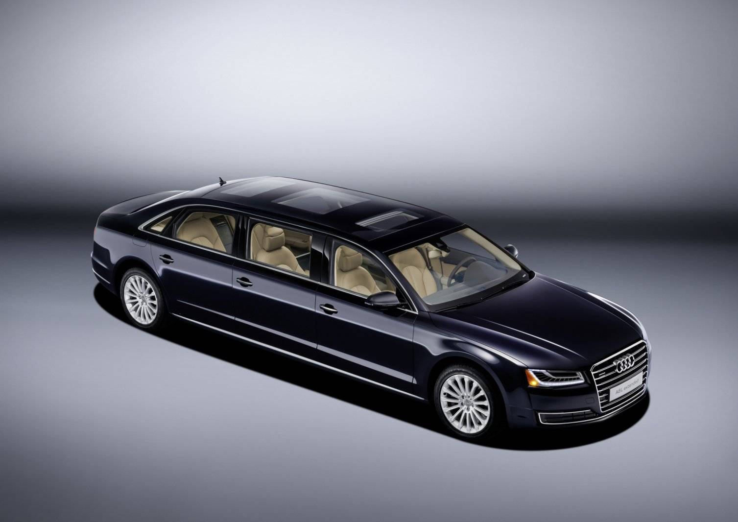 audi a8 l extended antwoord op s klasse pullman autonieuws. Black Bedroom Furniture Sets. Home Design Ideas