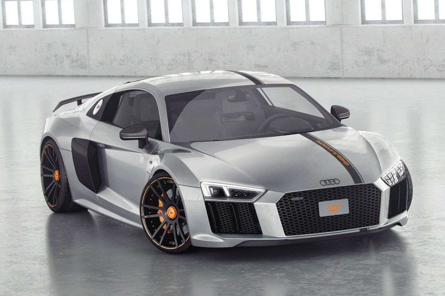 Audi R8 V10 Plus Opgefokt Tot 850 Pk Tuning Amp Styling
