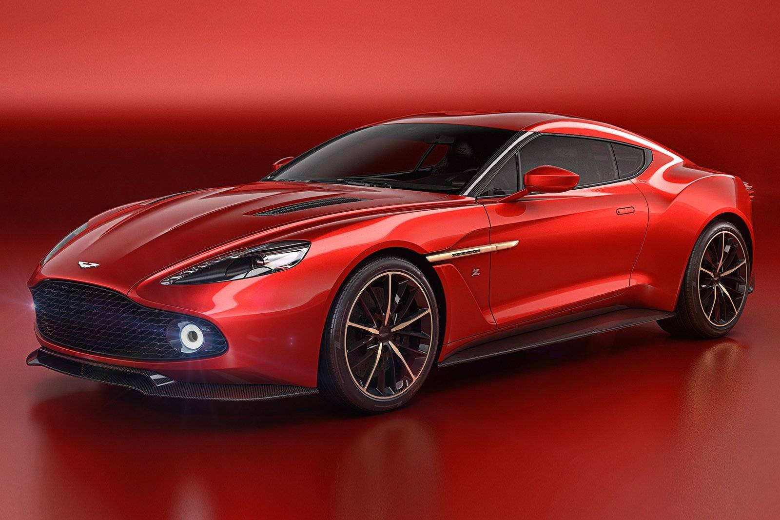 dit is de aston martin vanquish volgens zagato autonieuws. Black Bedroom Furniture Sets. Home Design Ideas