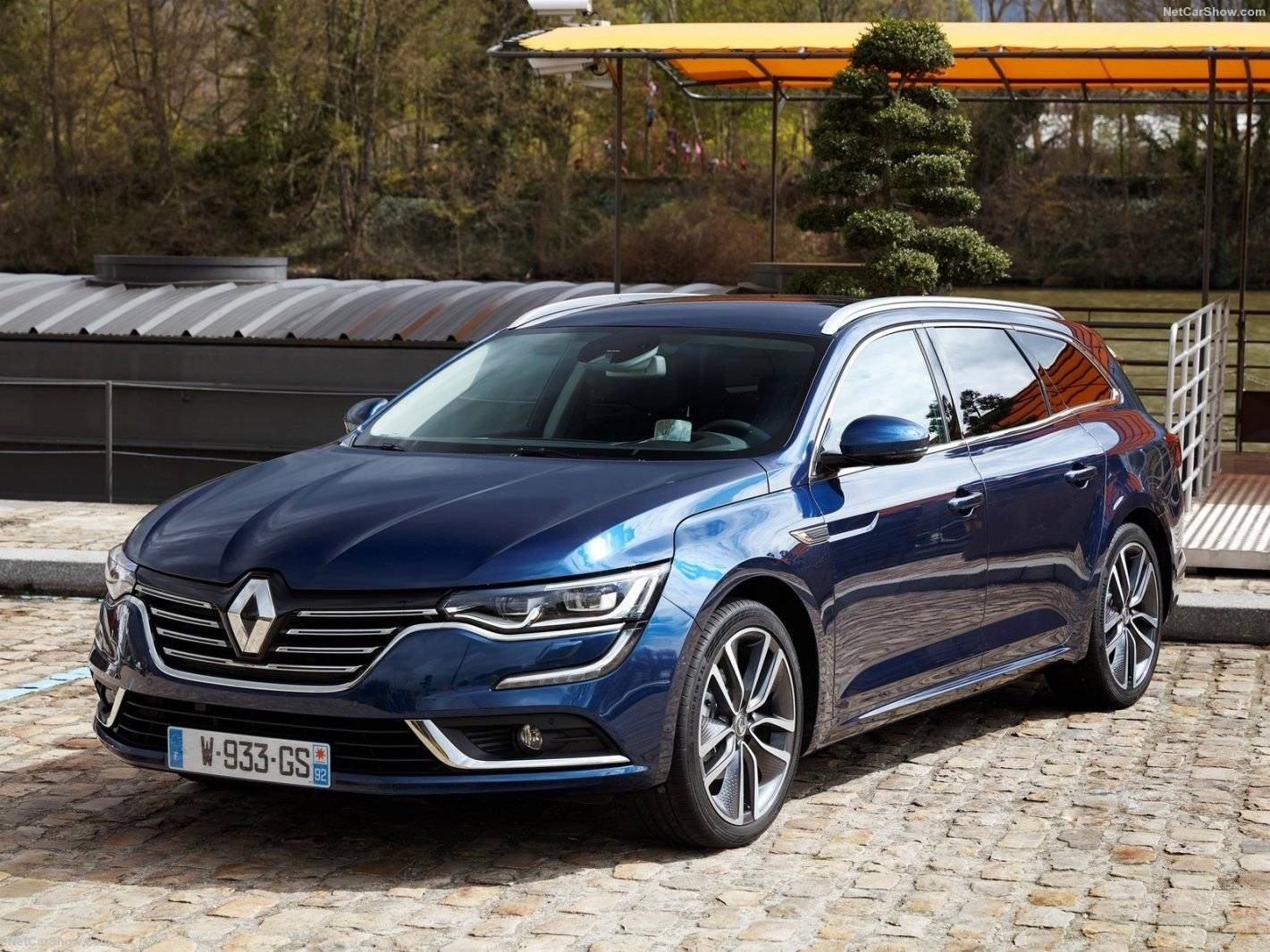 test autotest renault talisman estate autotests. Black Bedroom Furniture Sets. Home Design Ideas