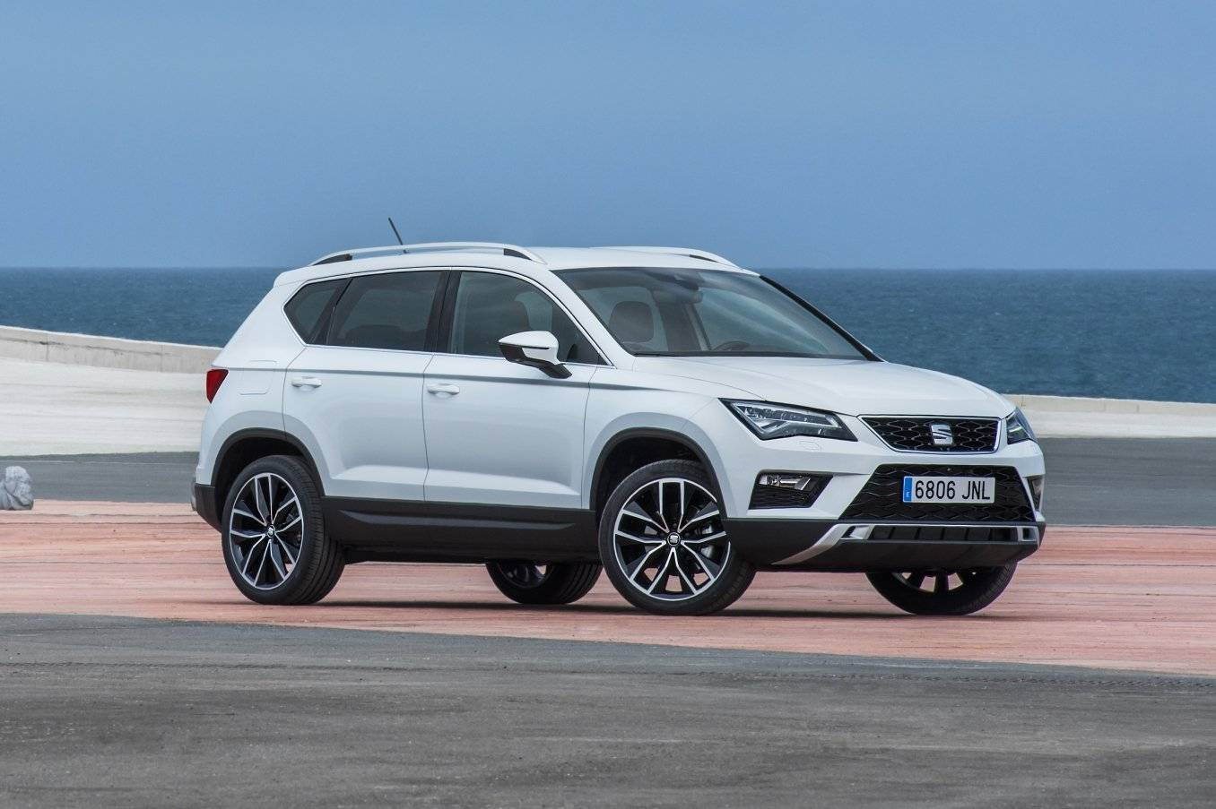 Test Autotest Seat Ateca Autotests Autowereld Com