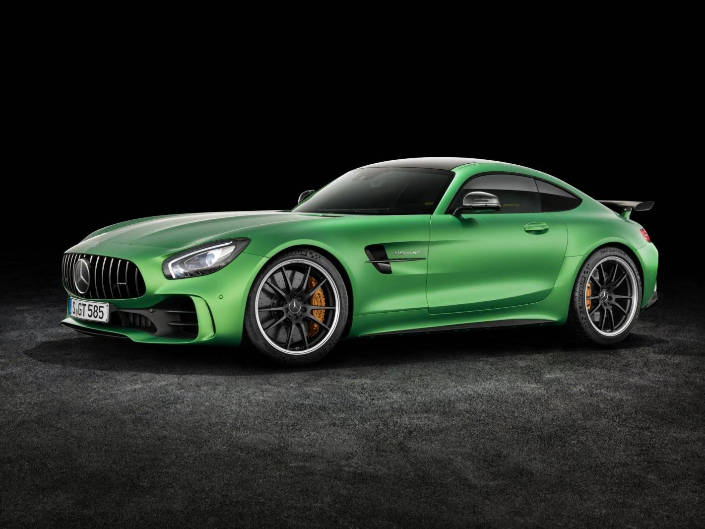 verbijsterende hulk mercedes amg gt r autonieuws. Black Bedroom Furniture Sets. Home Design Ideas
