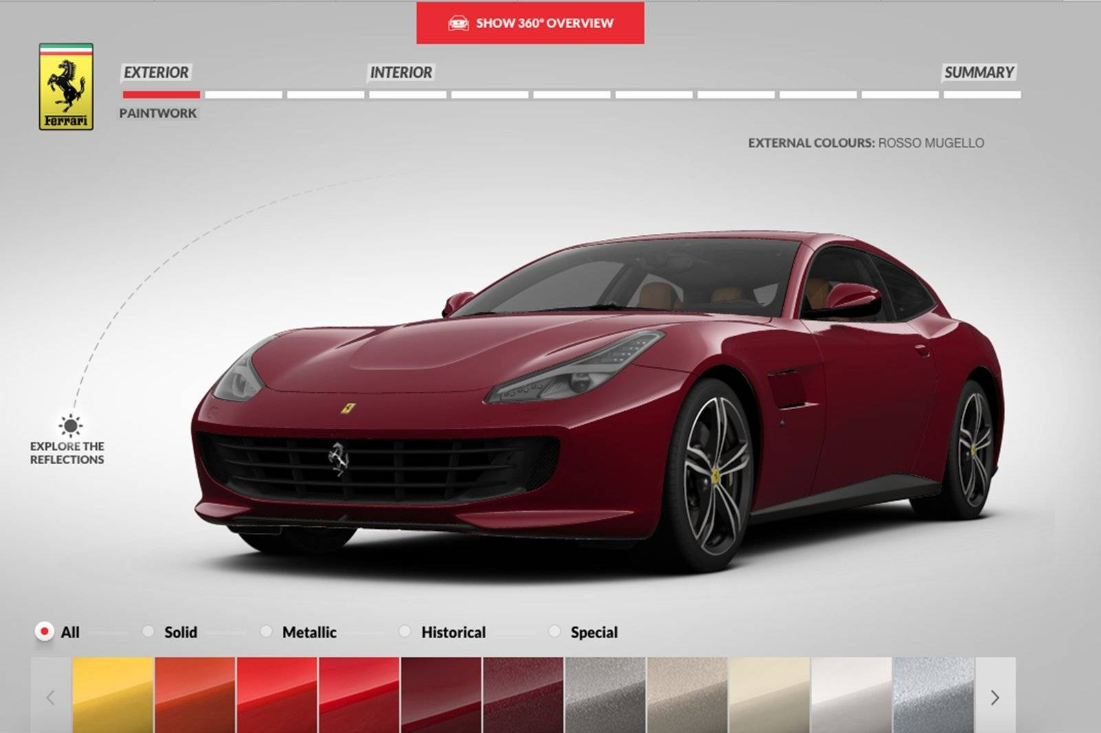 gtc4lusso is duurste ferrari te koop autonieuws. Black Bedroom Furniture Sets. Home Design Ideas