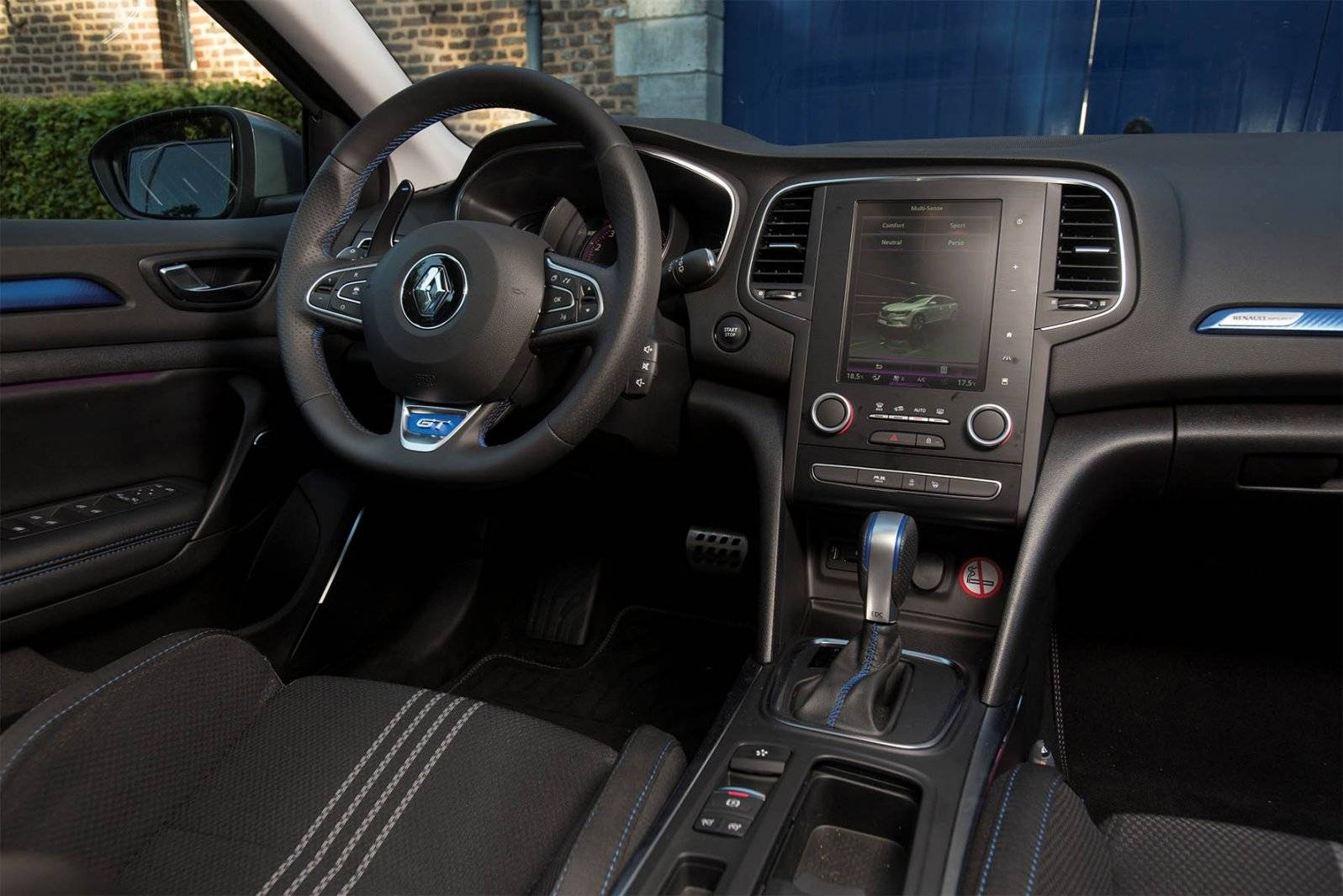 test autotest renault m gane estate autotests. Black Bedroom Furniture Sets. Home Design Ideas