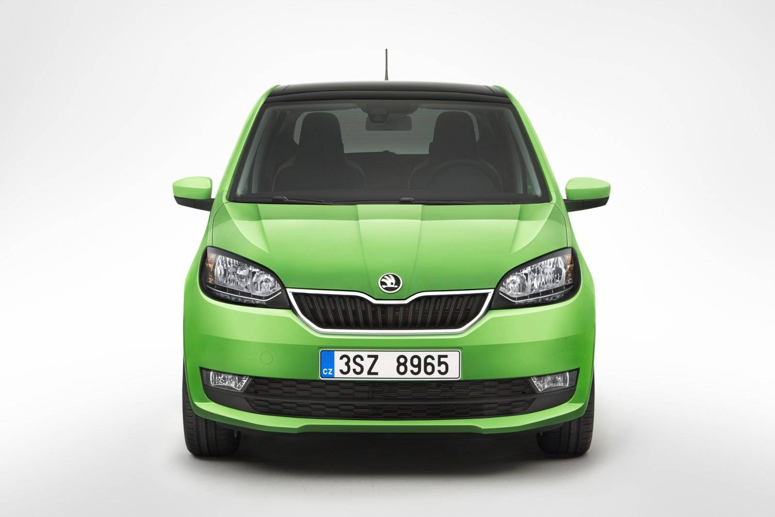alweer een facelift voor skoda citigo autonieuws. Black Bedroom Furniture Sets. Home Design Ideas