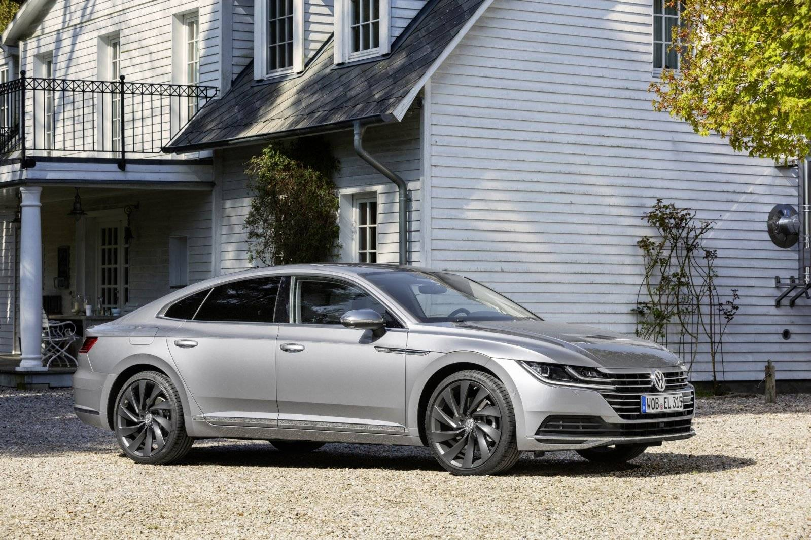 Test Autotest Volkswagen Arteon Autotests
