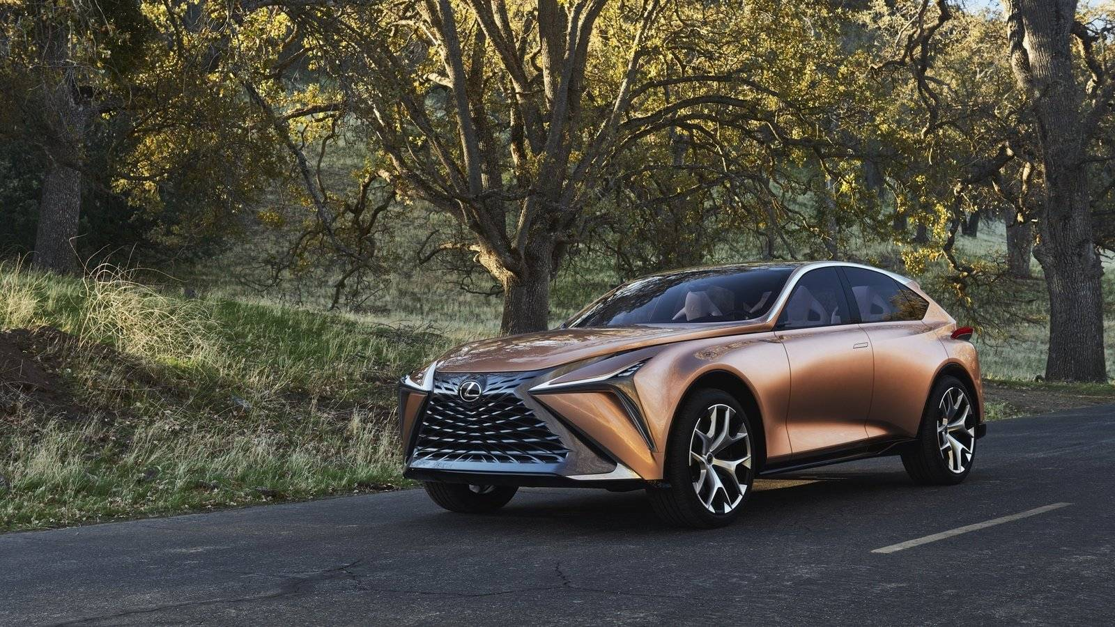 lexus lf 1 limitless onbegrensde luxe autonieuws. Black Bedroom Furniture Sets. Home Design Ideas