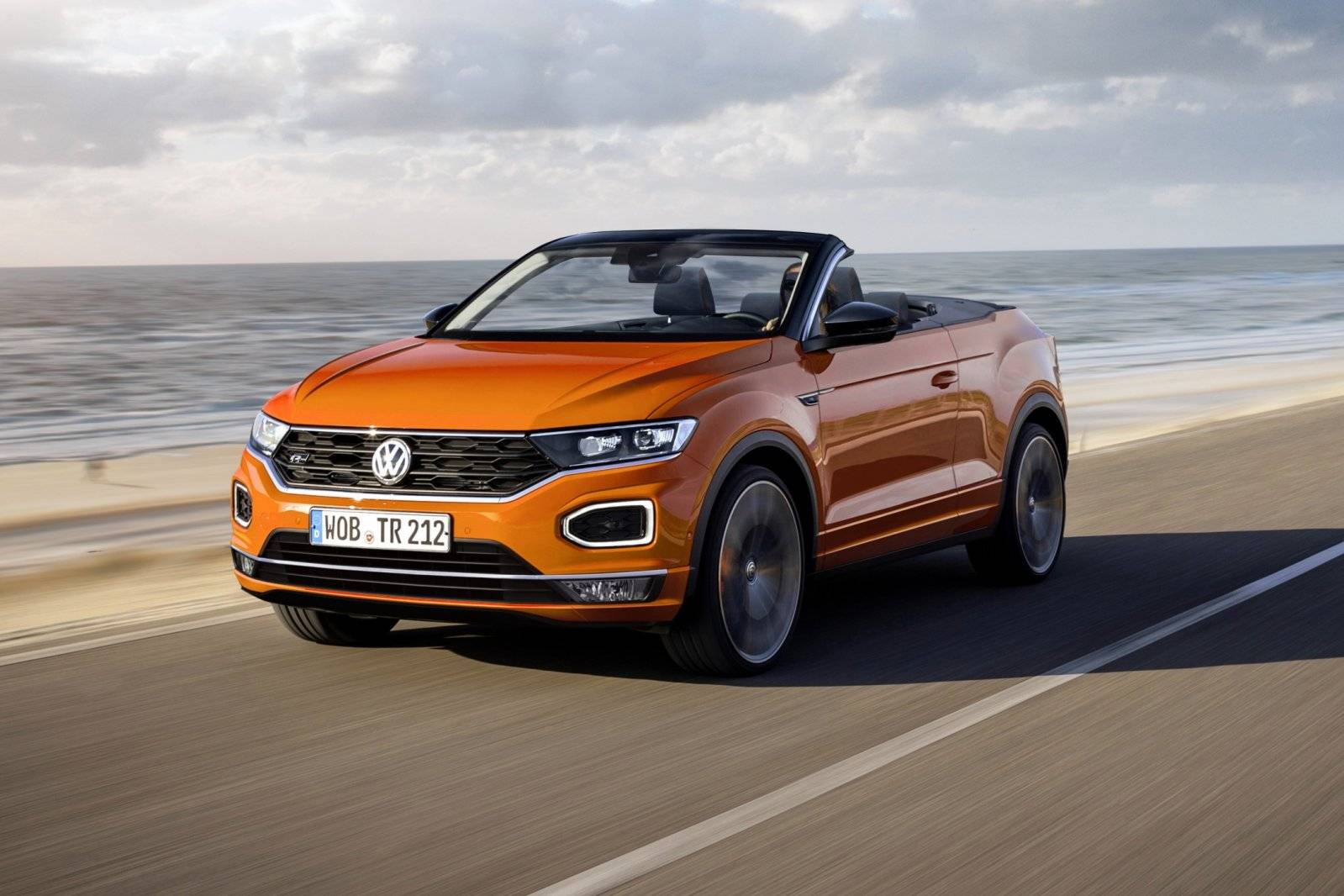 volkswagen t roc als cabriolet autonieuws. Black Bedroom Furniture Sets. Home Design Ideas