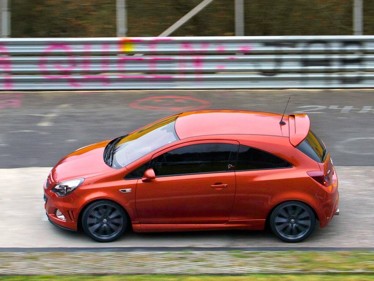 opel corsa opc n rburgring edition autonieuws. Black Bedroom Furniture Sets. Home Design Ideas
