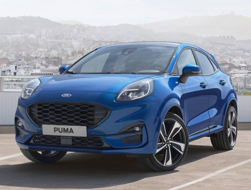 Ford Puma is Jaguar E-Pace in het klein - Autowereld.com