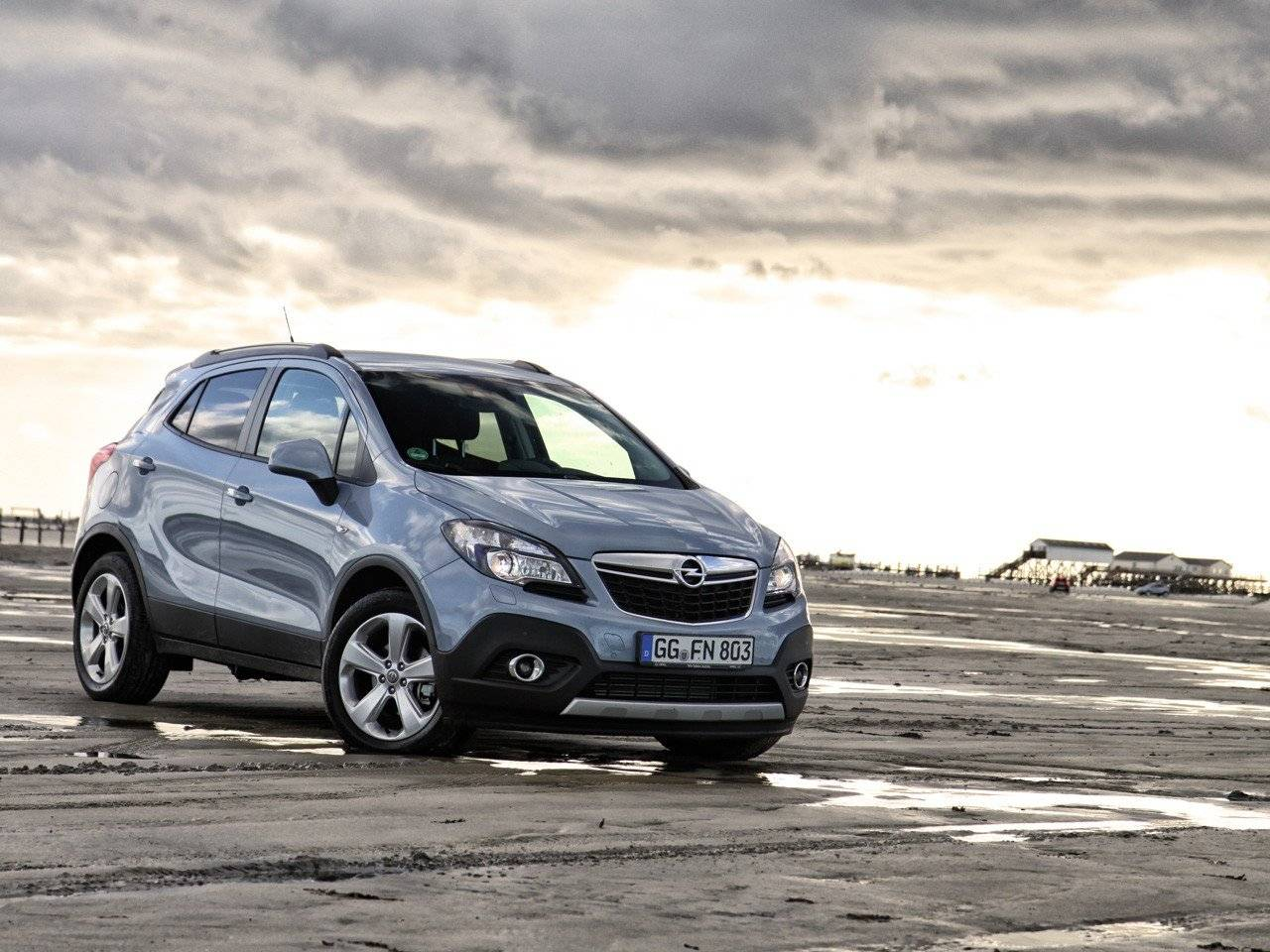 test opel mokka autotests. Black Bedroom Furniture Sets. Home Design Ideas