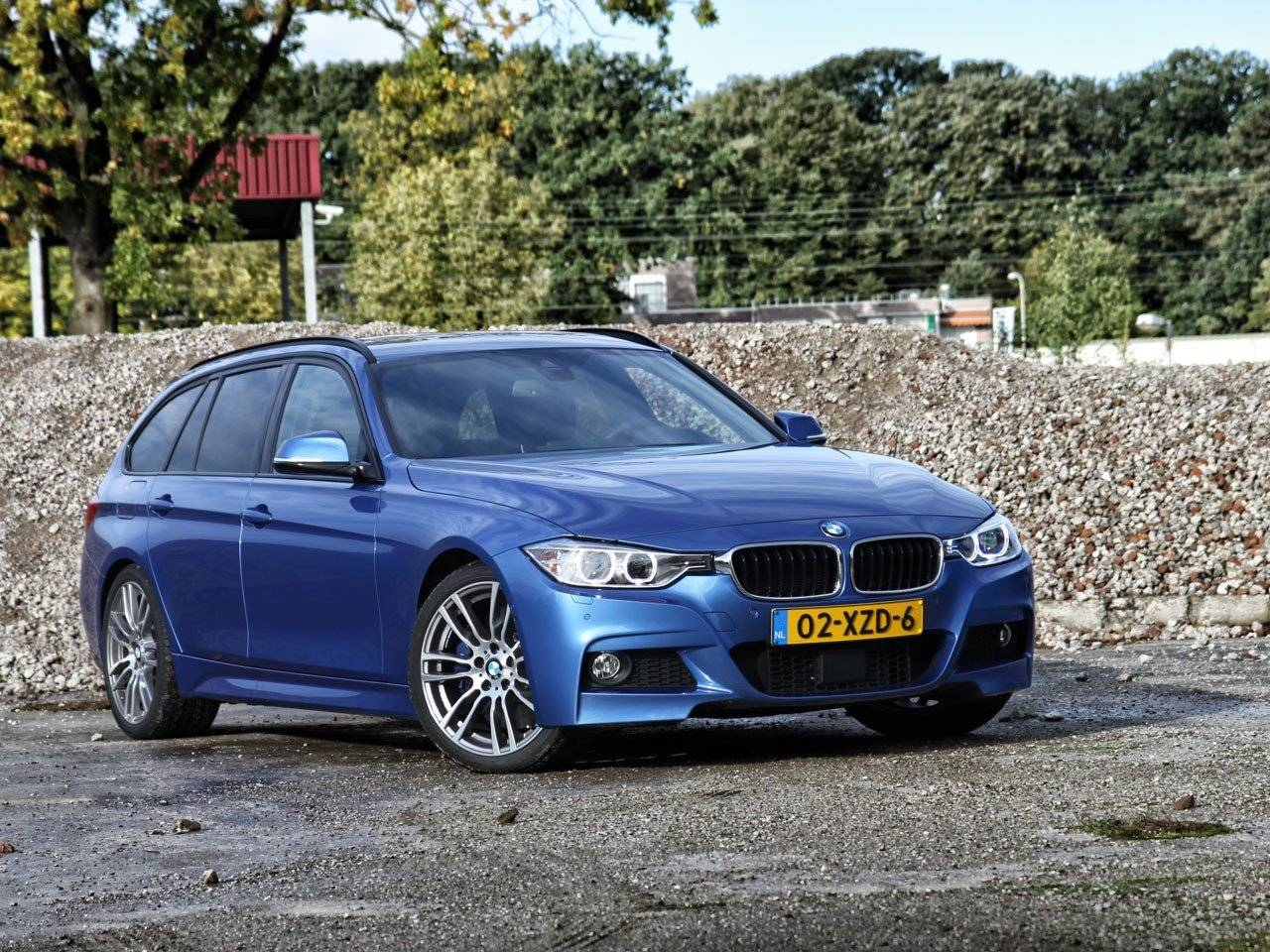 Test: BMW 3-serie Touring / Autotests